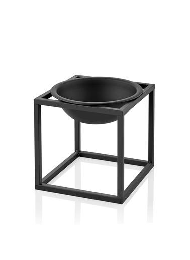 The Mia Dekor Siyah - 22 x 22 Cm Siyah